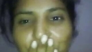 Husband cheat wife Hindi young girl old man