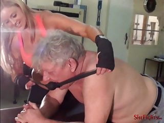 Street fighter sex video - Cassidys most severe whipping - fighter showing her skills