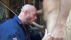 Antonio Biaggi huge fucker