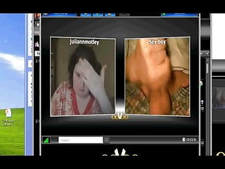 King asian Oovoo and camfrog flashing king