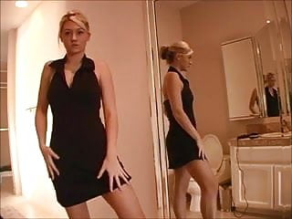 All tease xxx - Alison - in mirror all sexy teasing