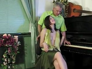 Upper motor neuron lesion of facial nerve Piano teacher giving teen her fucking piano lesions