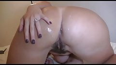 BBC CURLING MILF TOES