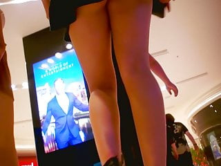 Epic Upskirt Of Young Bubble Butt