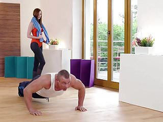 Erotic sensual poems Relaxxxed - erotic gym fuck with sensual czech redhead