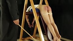 A Painful caning