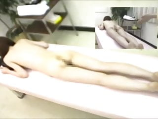 Beautful nude woman - Japanese nude woman massage 4