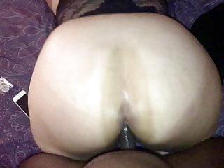Big fat slut latina Bbw whore fat ass slut fucked doggy style bbc pawg