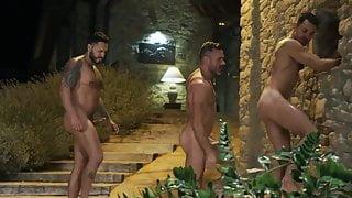 Champagne for 3 - Viktor Rom, Manuel Skye & James Castle