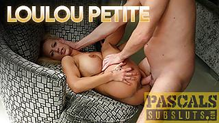 PASCALSSUBSLUTS - Brit Cutie Loulou Petite Fucked Hardcore