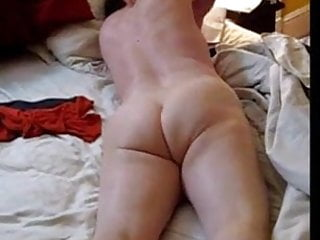 Opinion threesome - 52yo anns bottom is exposed - please give explicit opinions