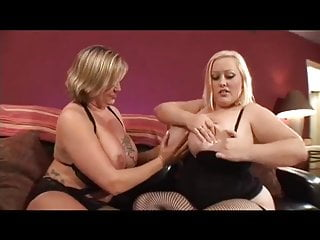 Bbw girl quiz 2 blonde busty bbw girl on girl action