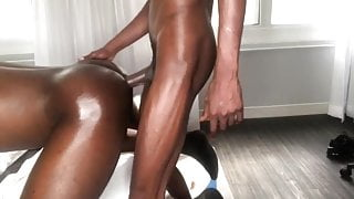 2 BBC Muscle bareback