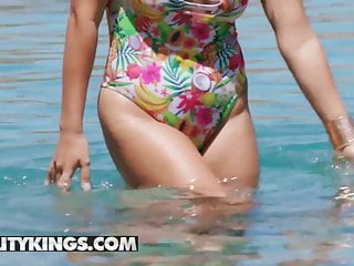 Eddy stripper canada Monster curves - monica sage eddie jaye - poolside pawg