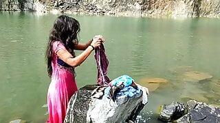 Mumbai ashu sex in water public place hard fucking