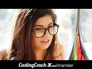 X videos gay - Castingcouch-x teen with glasses auditions for porn