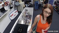 Jenny Gets Her Ass Pounded At The Pawn Shop - XXX Pawn