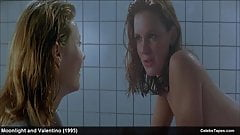 Elizabeth Perkins & Gwyneth Paltrow nude & erotic in movie