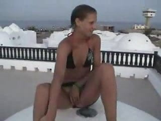 Female vacation sex - Awesome vacation sex