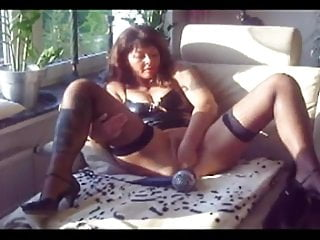 Several mature galleries German slut gets several things in her cunt