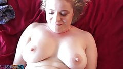 Stepmom wants to get fucked in the ass