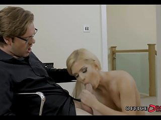Office babes tgp Getting pussy during lunch at the office