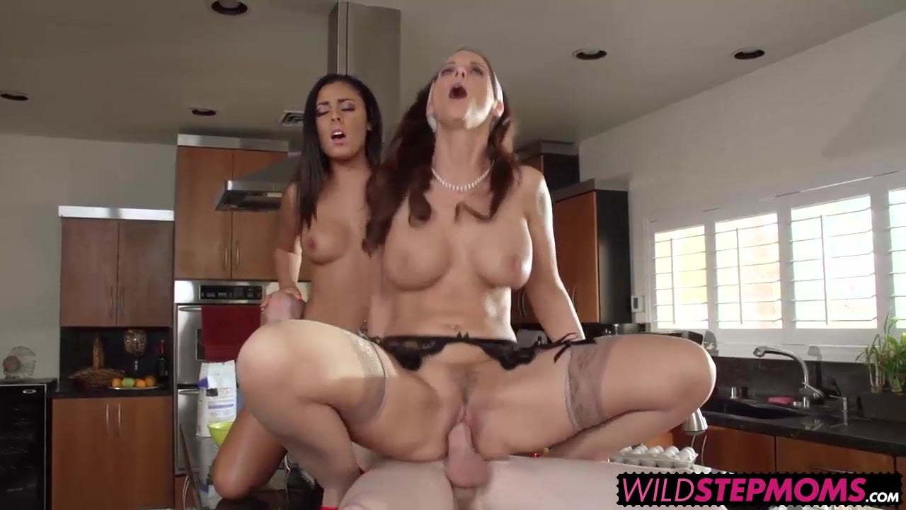 Busty stepmom best teacher