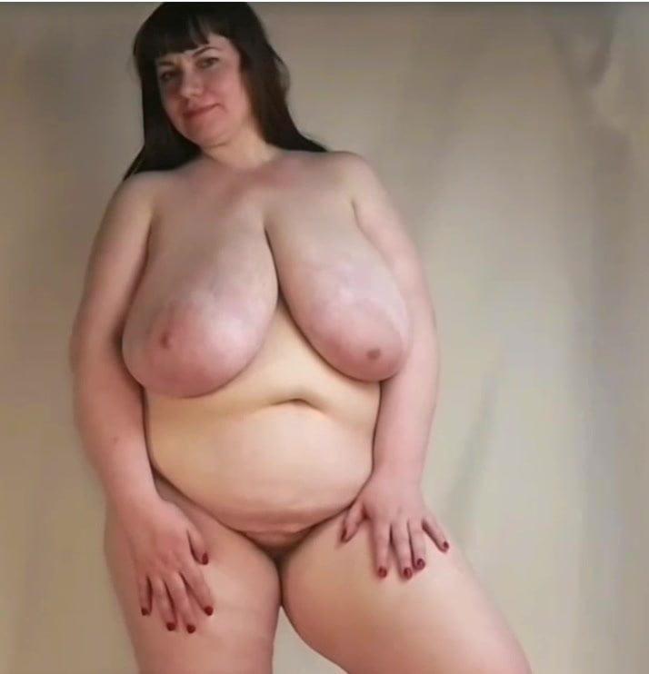 Pics bbw boobs Mega Chubby