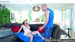 Brazzers - Big Butts Like It Big - Lying Doggystyle scene st