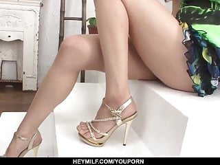Paul likes the cock - Saori likes the full cocks in her tiny - more at japanesemam