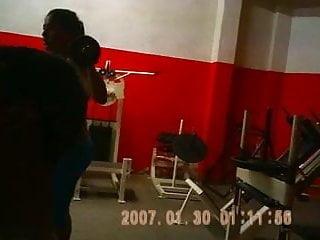 Virgene sex - Rico culito redondito y virgen en mi gym