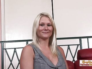 Hot blonde stripper shows all video Juicy milf shows all her skills in this hot casting video
