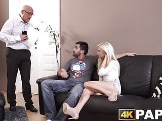 Beefy gay sex - Young cheater fucked hard and wild by beefy older mans cock