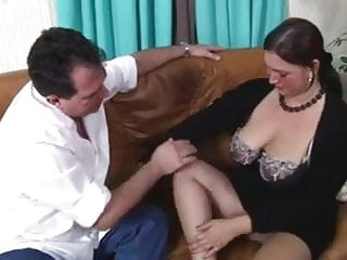 Young woman fucked by older guy - Brunette amateur-bbw fucked by older guy
