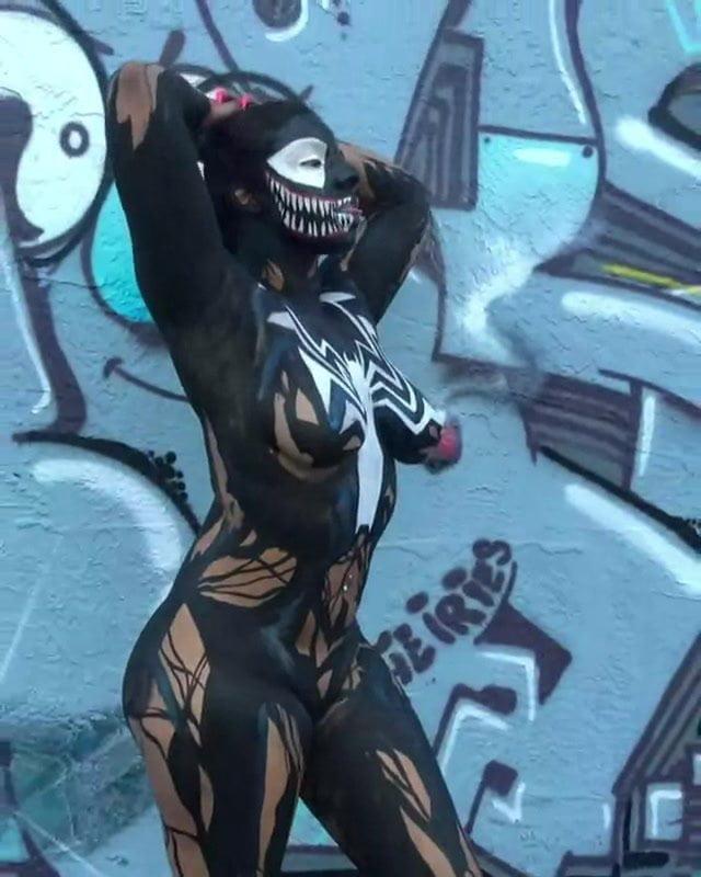 Venom Girl Porn
