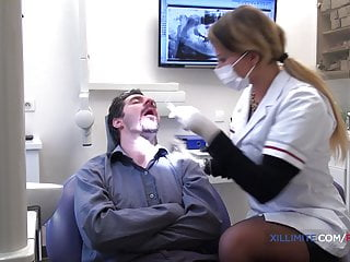 Annas sex - Dentist anna polina anal sex with her patient
