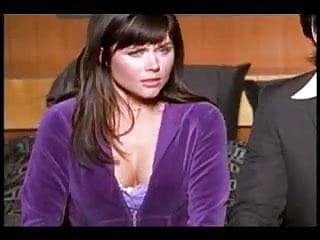 Tiffani-amber thiessen breasts Tiffani thiessen - fastlane