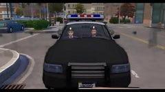 Policia culona sexo en car