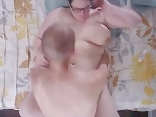 Bbw huge tit porn galerries Fucking my bbw huge tit wife