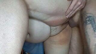 huge cumshot in pussy