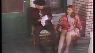 Scene from the Erotic Adventures of Bonnie & Clyde 1988