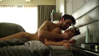 Netflix's Punisher - Dinah Madani Sex Scene 2