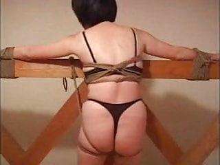 Fem dom bondage drawing - Male dom, bondage, spanking