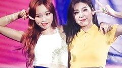 Lovelyz Sujeong & Yein Cum Tribute