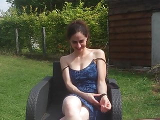 Jewish milf nude Lovely french jewish milf outdoors