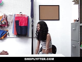 Cartoon tiny teen gets fucked Shoplyfter - tiny cute teen gets fucked rough for stealing