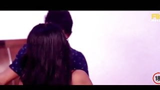 Indian College girl affair wth her friend