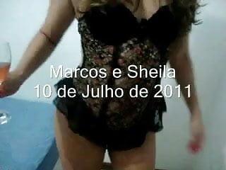 Brazilian sheila brown clit - Marcos e sheila 10-07-2011
