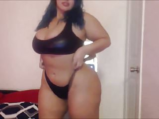 Chubby people kicked off website - Chubby brunette shows off her booty