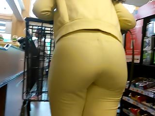 Asian in g-string - Slim bubble booty in g-string part 2